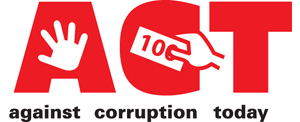 corruption-ACT