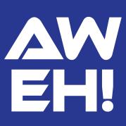 Aw Eh Logo 2-01